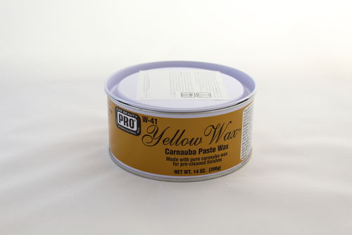 W-41 Yellow Wax™ Paste Wax