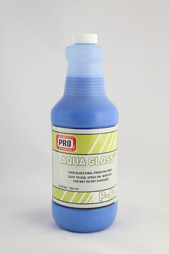 P-81-Q Aqua Gloss™ Spray on Polymer