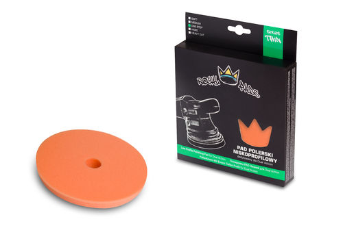Royal THIN One Step Pad DA 87mm