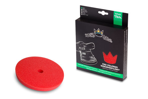 Royal THIN Soft Pad DA 87mm