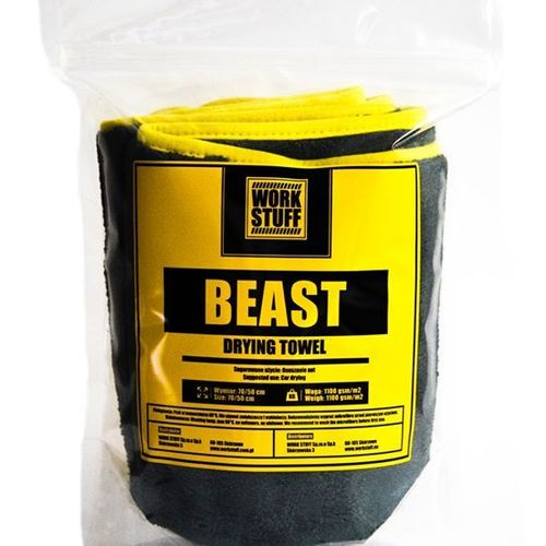Beast Drying Towel 1100gsm 70x50